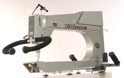 Quilts in the Attic - Millennium Longarm Quilting Machine by APQS : millie long arm quilting machine - Adamdwight.com