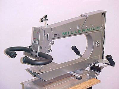 Quilts In The Attic Millennium Longarm Quilting Machine